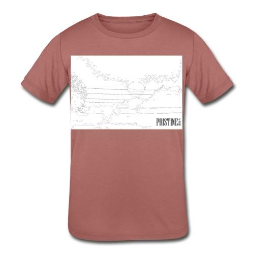SunLines - Kids' Tri-Blend T-Shirt