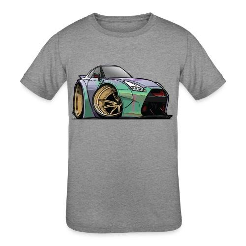 R35 GTR - Kids' Tri-Blend T-Shirt
