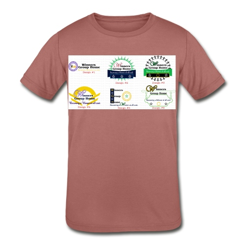 Winners Group Home - Kids' Tri-Blend T-Shirt