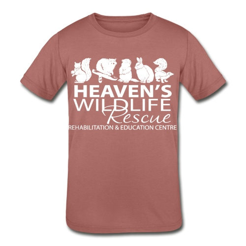 HWR White - Kids' Tri-Blend T-Shirt