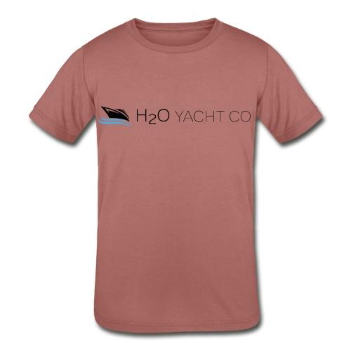 H2O Yacht Co. - Kids' Tri-Blend T-Shirt