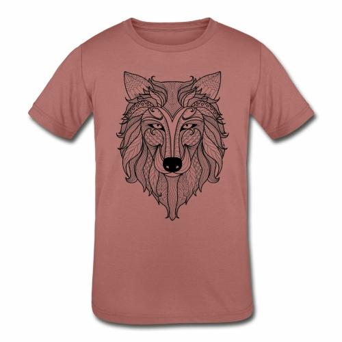 Classy Fox - Kids' Tri-Blend T-Shirt