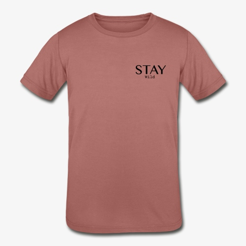 staywildclassic - Kids' Tri-Blend T-Shirt