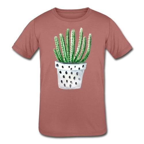 Cactus - Kids' Tri-Blend T-Shirt