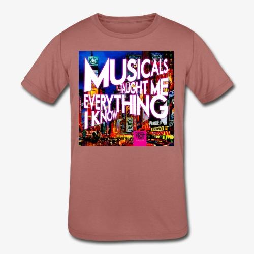 MTMEIK Cover - Kids' Tri-Blend T-Shirt