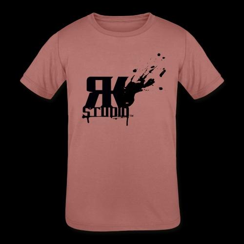 RKStudio Black Version - Kids' Tri-Blend T-Shirt