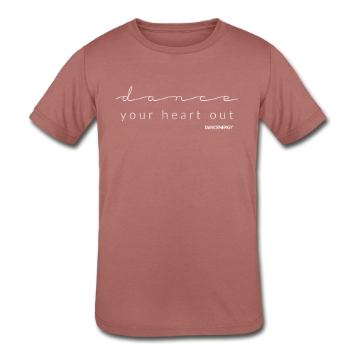 dance your heart out - Kids' Tri-Blend T-Shirt