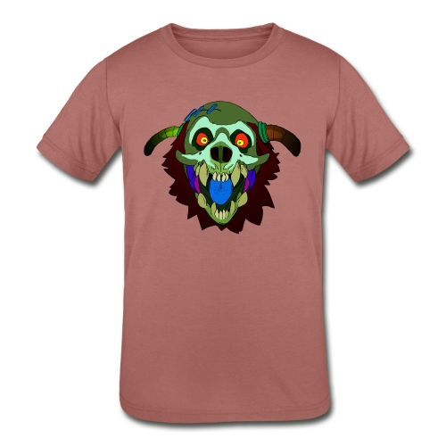 Dr. Mindskull - Kids' Tri-Blend T-Shirt