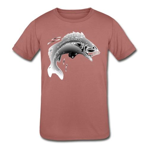 fishermen T-shirt - Kids' Tri-Blend T-Shirt