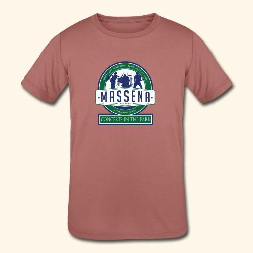 Massena CitP - Kids' Tri-Blend T-Shirt