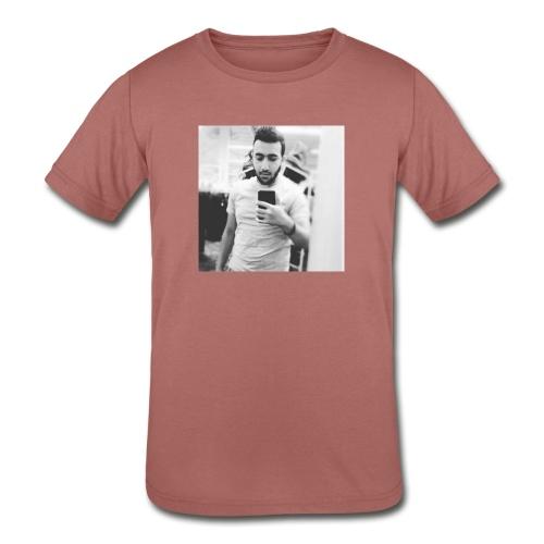 Ahmad Roza - Kids' Tri-Blend T-Shirt