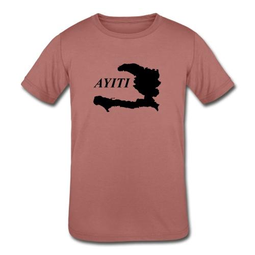 Hispaniola - Kids' Tri-Blend T-Shirt