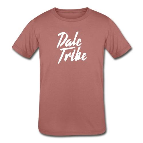 Dale Tribe Logo - Kids' Tri-Blend T-Shirt