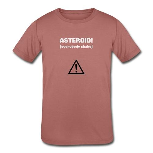 Spaceteam Asteroid! - Kids' Tri-Blend T-Shirt
