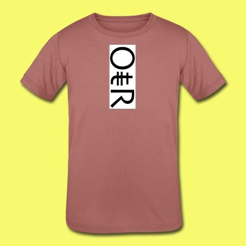 OntheReal kiddos - Kids' Tri-Blend T-Shirt