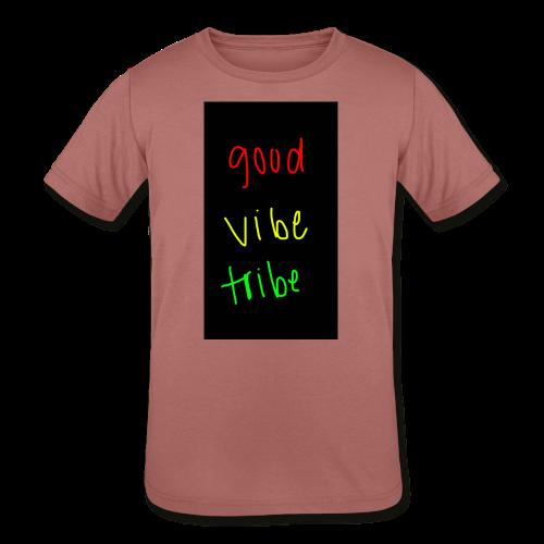 good vibe tribe - Kids' Tri-Blend T-Shirt