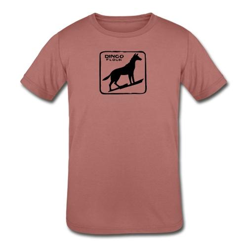 Dingo Flour - Kids' Tri-Blend T-Shirt