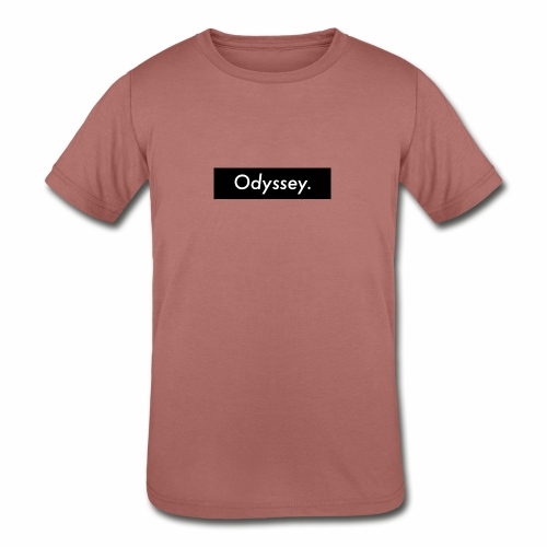 Odyssey life - Kids' Tri-Blend T-Shirt