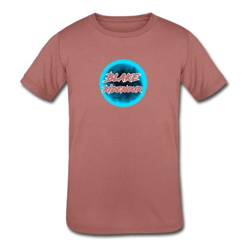 1394812E A9C7 44D5 8F57 08F51375EDAE - Kids' Tri-Blend T-Shirt