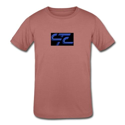 4CA47E3D 2855 4CA9 A4B9 569FE87CE8AF - Kids' Tri-Blend T-Shirt