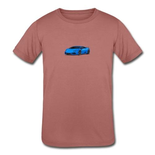 My Dream Car - Kid's Tri-Blend T-Shirt