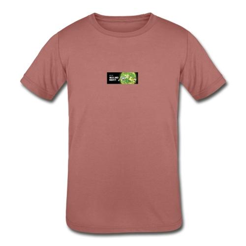 flippy - Kids' Tri-Blend T-Shirt