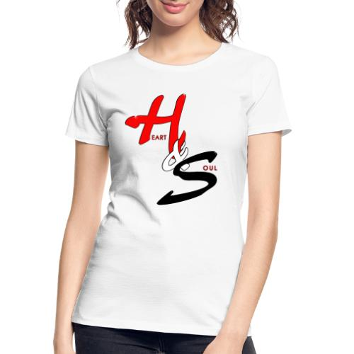 Heart & Soul Concerts Official Brand Logo II - Women's Premium Organic T-Shirt
