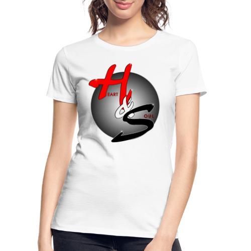 Heart & Soul Concerts official Brand Logo - Women's Premium Organic T-Shirt