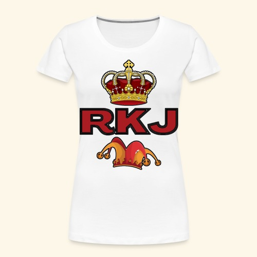 RKJ2 - Women's Premium Organic T-Shirt