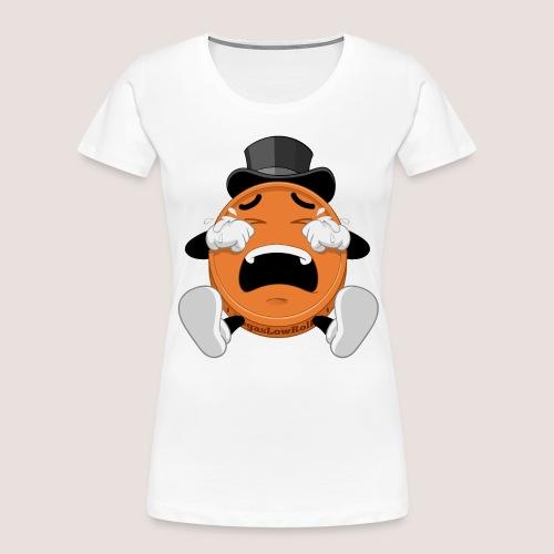 THE CRYING PENNY - Women's Premium Organic T-Shirt