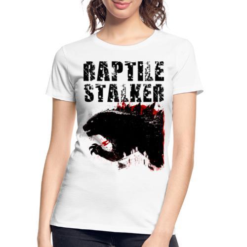 Raptile Stalker - Women's Premium Organic T-Shirt