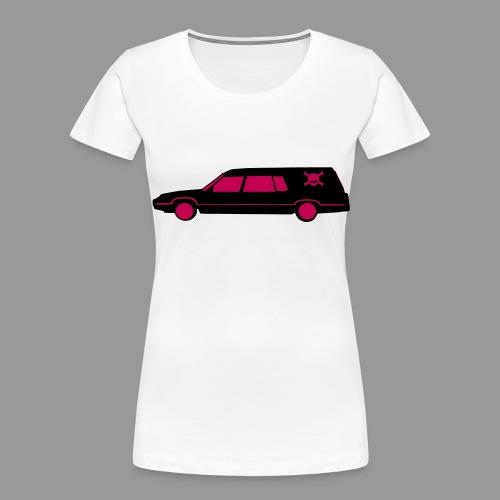 Hearse - Women's Premium Organic T-Shirt