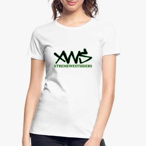 XWS Logo - Women's Premium Organic T-Shirt