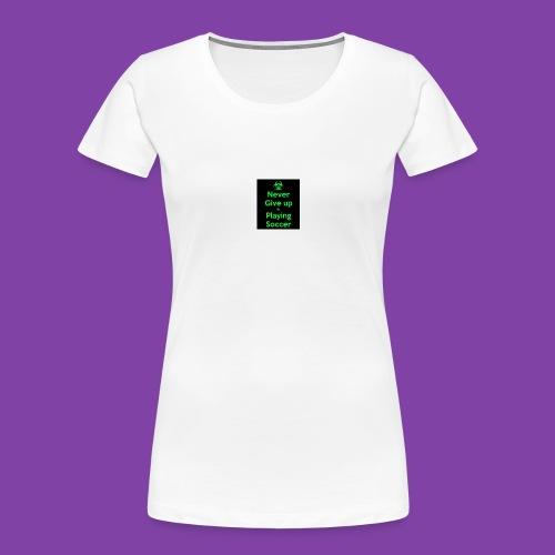 thA573TVA2 - Women's Premium Organic T-Shirt