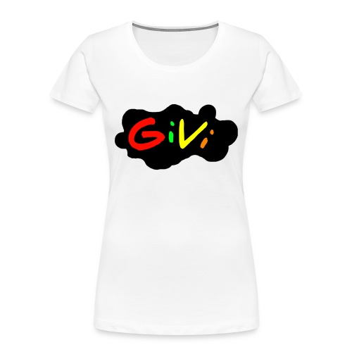 GiVi - Women's Premium Organic T-Shirt