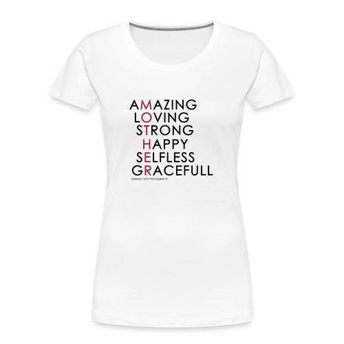 Mother - Women's Premium Organic T-Shirt