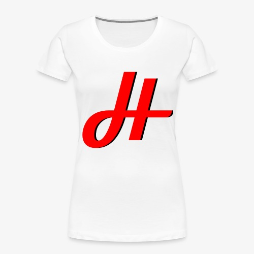 The Humaway Collection - Women's Premium Organic T-Shirt