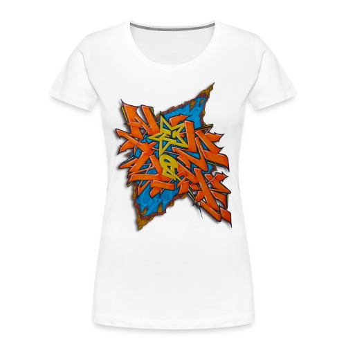 Artgomez14 - NYG Design - Women's Premium Organic T-Shirt