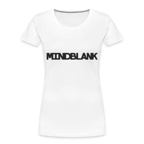 Mind Blank Sports - Women's Premium Organic T-Shirt