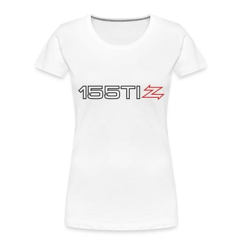 155 TI Zagato - Women's Premium Organic T-Shirt