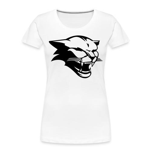 Cougar - Women's Premium Organic T-Shirt