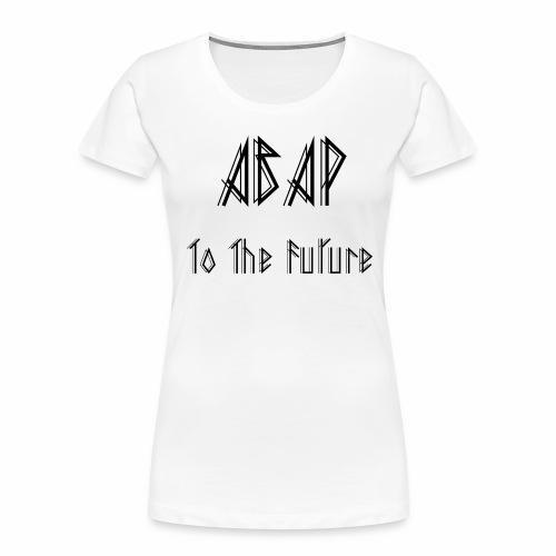ABAPtoTheFuture - Women's Premium Organic T-Shirt