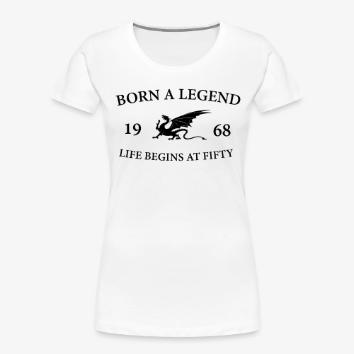 leged1 - Women's Premium Organic T-Shirt