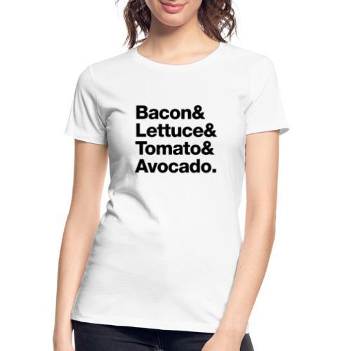 BLTA - Women's Premium Organic T-Shirt