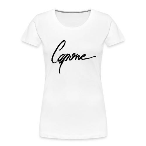 Capone - Women's Premium Organic T-Shirt