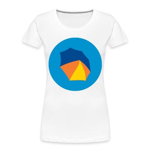 umbelas icon 2 - Women's Premium Organic T-Shirt