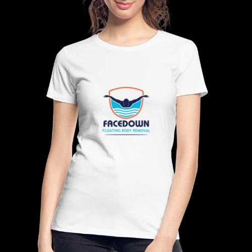 EVER HAVE TO REMOVE SOMEONE from a SUBMERGED CAR? - Women's Premium Organic T-Shirt