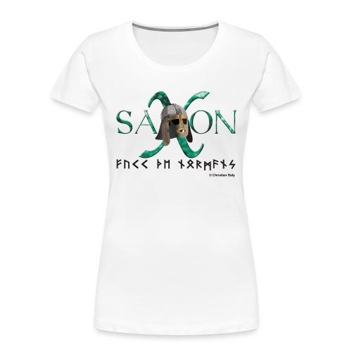 Saxon Pride - Women's Premium Organic T-Shirt