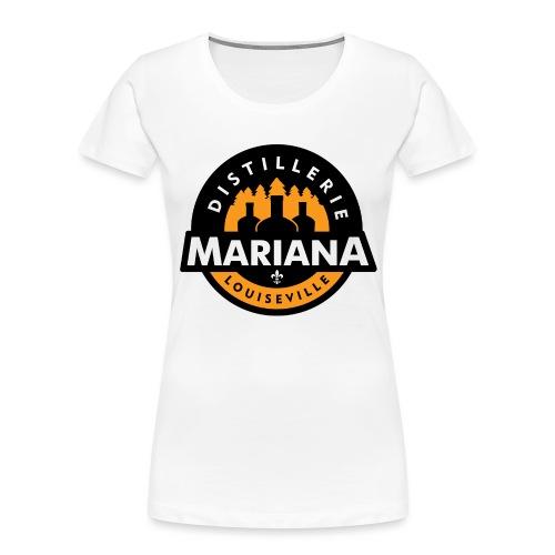 Distillerie Mariana T-Shirt fille - Women's Premium Organic T-Shirt