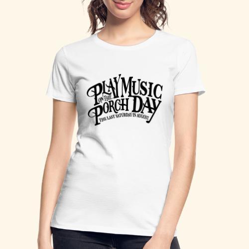 shirt4 FINAL - Women's Premium Organic T-Shirt